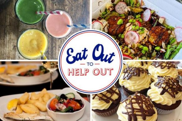 Eat Out Help Out Food